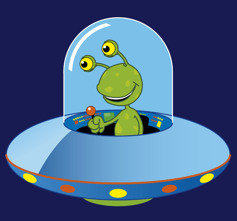 Calling all Martians! Just 10 days to go in my Clever Competition ...
