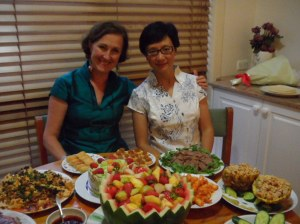 Lucy CNY dinner Melb Feb 2013 013