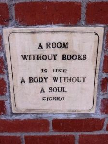 room without books