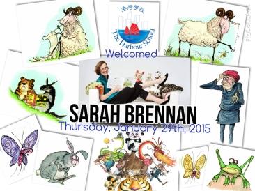 SARAH BRENNAN THS