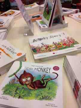 BOOKAZINE LAUNCH #8 MING KEE MONKEY AND FRIENDS