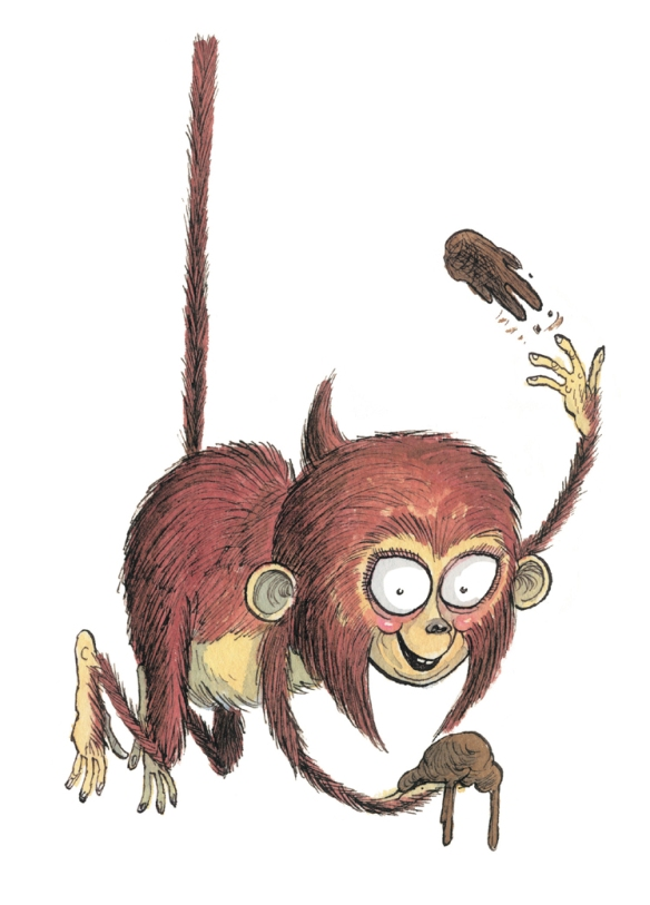 Exactly 1 month to go to enter the Mischievous Monkey Story