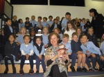 With Yr 3 &4