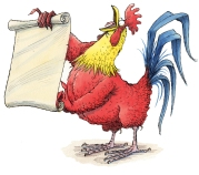 rooster-posterl