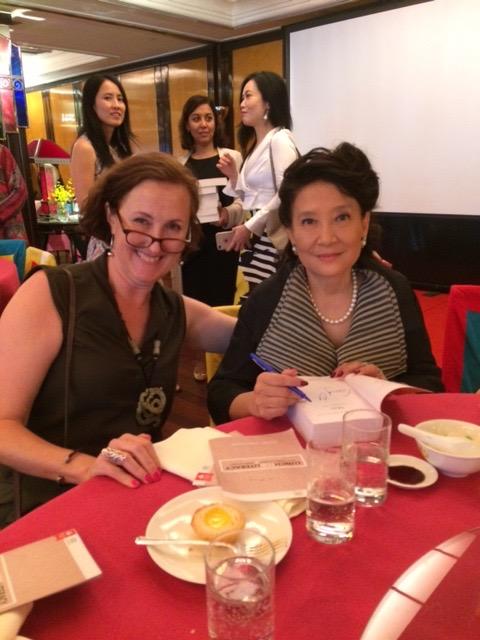 With Jung Chang 7 November 2017