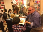 A busy booksigning#5