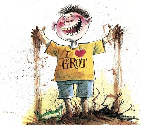 Copy of Grot boy