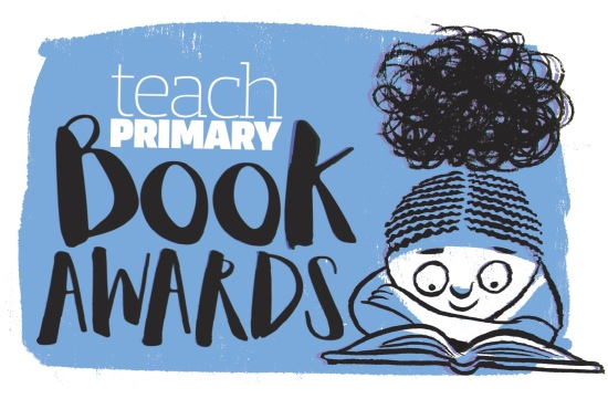 Teach Primary Book Awards logo
