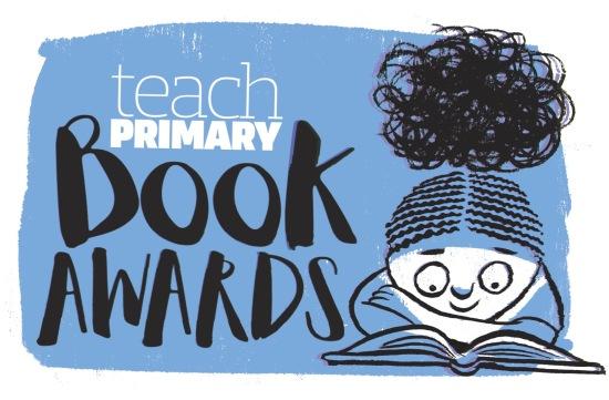 Teach Primary Book Awards logo