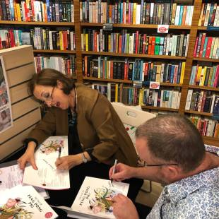 harry and i signing books!