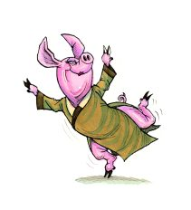 the pig dancing_lo res