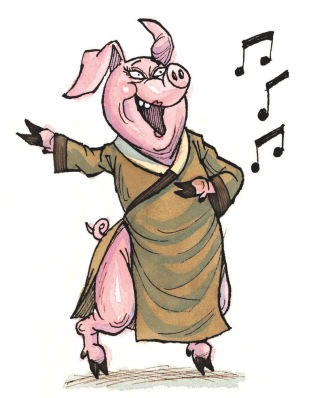 the pig singing_lo res (1)