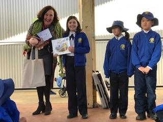 Excelsior Public School prize presentation