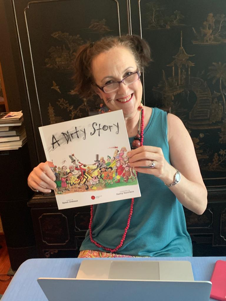Dirty Story Session - A Grotty Author!